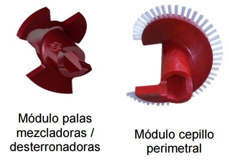 modulos fabricados a medida