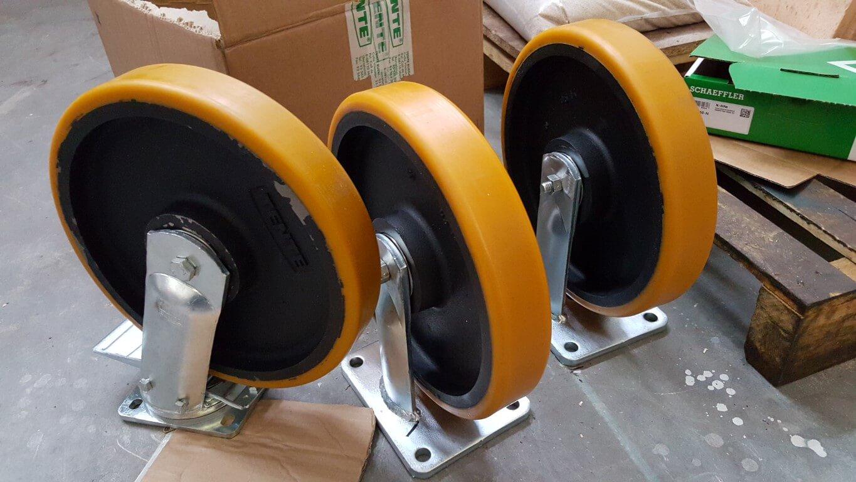ruedas del lorri